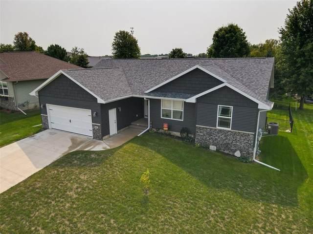 1607 Meadow Ridge Ct, Anamosa, IA 52205 (MLS #2106325) :: The Graf Home Selling Team