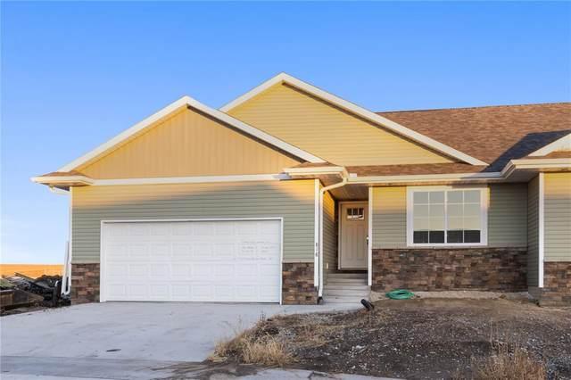 829 Heartland Court, Fairfax, IA 52228 (MLS #2106372) :: The Graf Home Selling Team