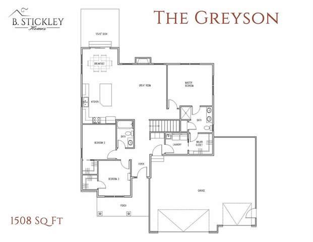 1381 Glen Oaks Drive, Fairfax, IA 52228 (MLS #2106374) :: The Graf Home Selling Team