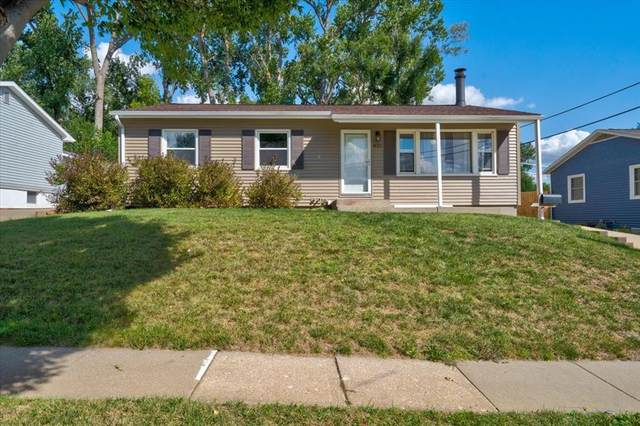 821 Cheyenne Road NW, Cedar Rapids, IA 52405 (MLS #2106398) :: Lepic Elite Home Team