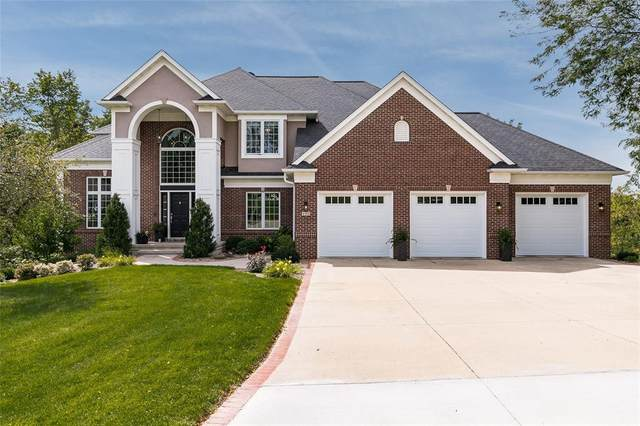 195 Morgan Court, Cedar Rapids, IA 52411 (MLS #2106402) :: The Graf Home Selling Team