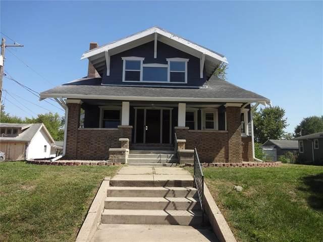 648 Court Avenue, Marengo, IA 52301 (MLS #2106444) :: The Graf Home Selling Team