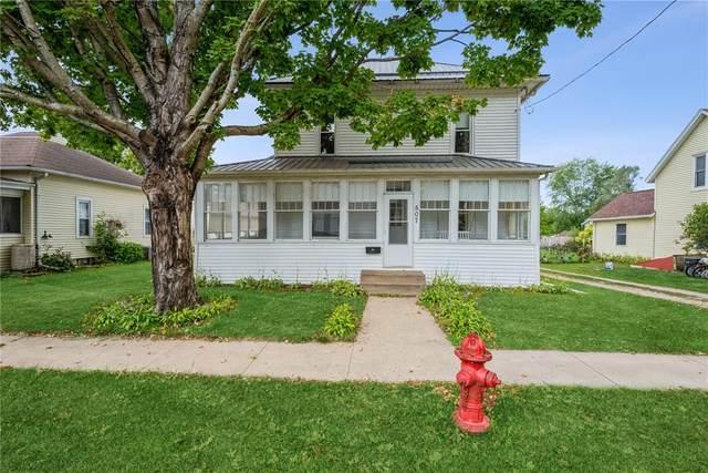 507 Resident Street, Olin, IA 52320 (MLS #2106483) :: The Graf Home Selling Team