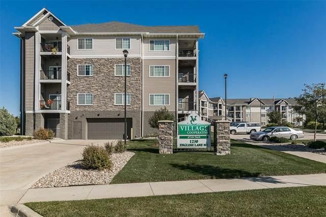 1230 English Lane NE #101, Cedar Rapids, IA 52402 (MLS #2106533) :: The Graf Home Selling Team