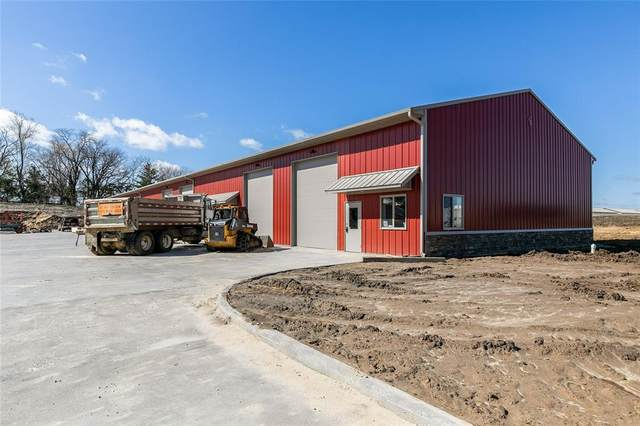 171 Greenfield Drive A, Tiffin, IA 52340 (MLS #2106544) :: The Graf Home Selling Team