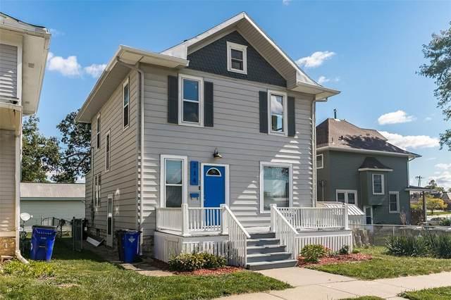 214 15th Street NE, Cedar Rapids, IA 52402 (MLS #2106547) :: Lepic Elite Home Team
