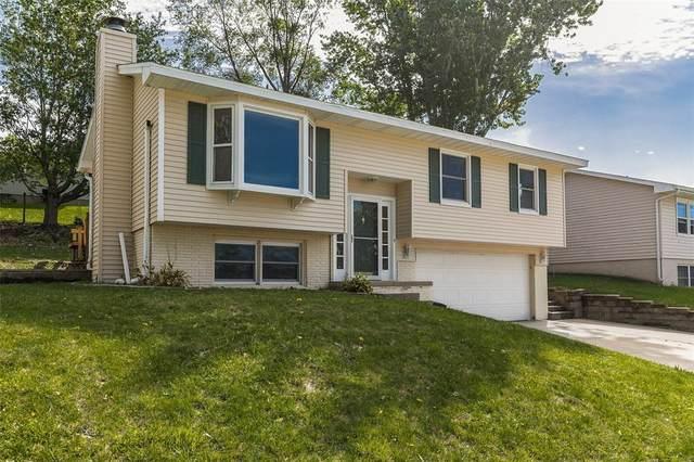1737 Southview Drive NW, Cedar Rapids, IA 52405 (MLS #2106577) :: Lepic Elite Home Team