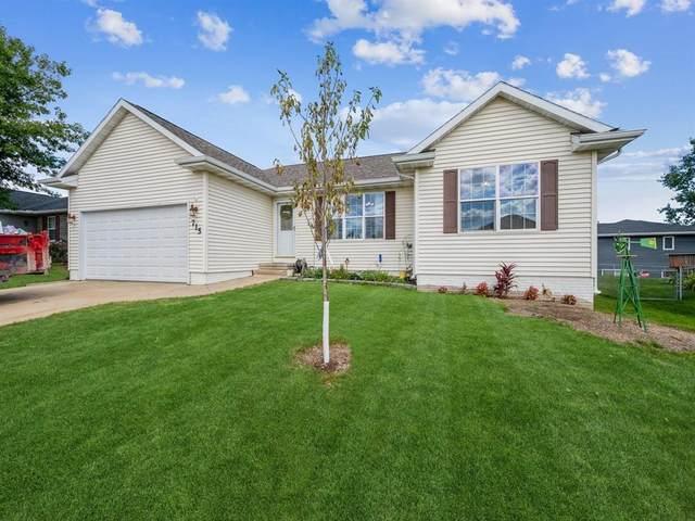 715 Meadow Ridge, Marion, IA 52302 (MLS #2106590) :: Lepic Elite Home Team