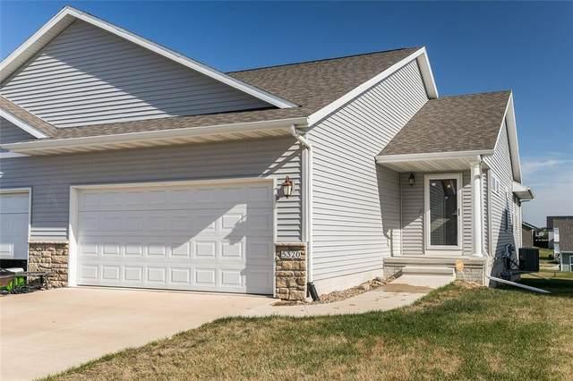 5320 Dostal Drive SW, Cedar Rapids, IA 52404 (MLS #2106600) :: Lepic Elite Home Team
