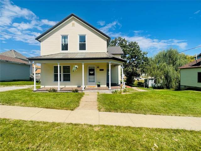 206 W Penn Street, Williamsburg, IA 52361 (MLS #2106616) :: The Graf Home Selling Team