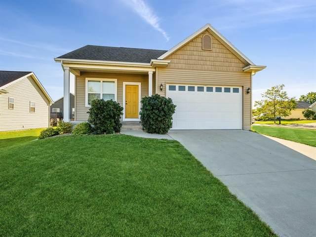 8604 Harrington Drive NE, Cedar Rapids, IA 52402 (MLS #2106636) :: Lepic Elite Home Team