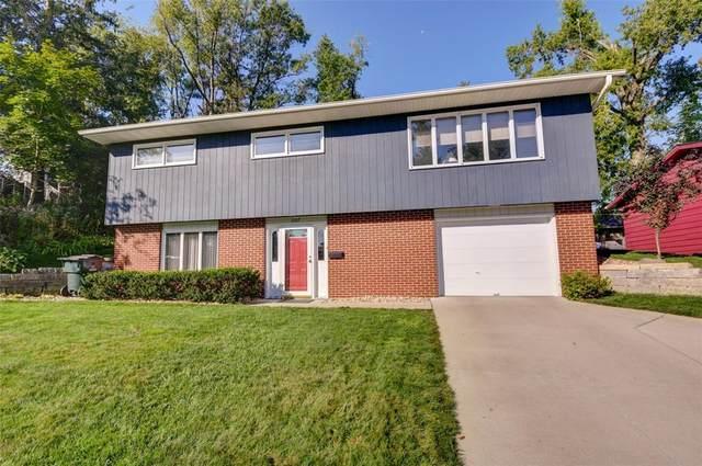 1107 34th Street SE, Cedar Rapids, IA 52403 (MLS #2106638) :: The Graf Home Selling Team