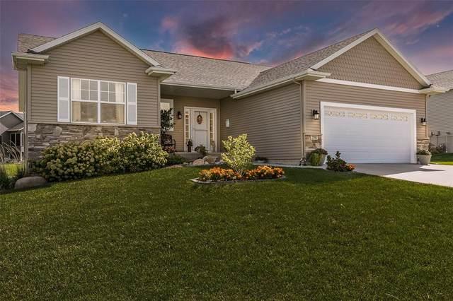 2501 Prairie Walk Drive NW, Cedar Rapids, IA 52405 (MLS #2106645) :: Lepic Elite Home Team