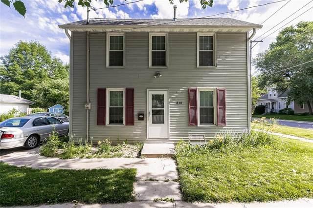 830 E Bloomington Street, Iowa City, IA 52245 (MLS #2106660) :: Lepic Elite Home Team