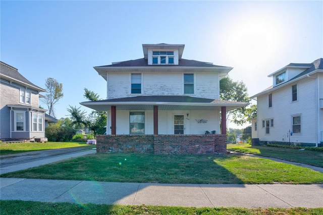 1505 9th Avenue, Belle Plaine, IA 52208 (MLS #2106670) :: The Graf Home Selling Team