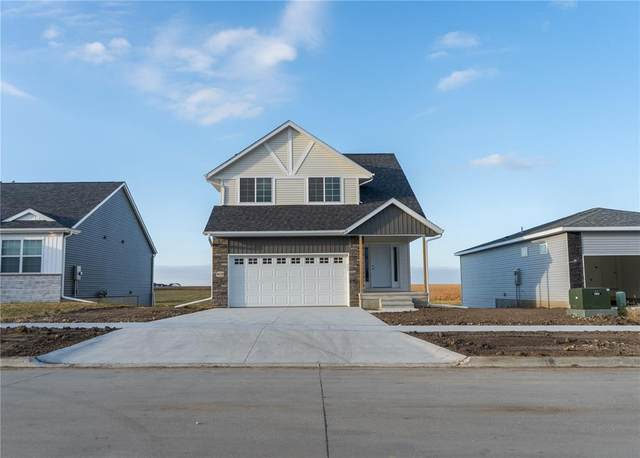 4020 Justified Dr., Marion, IA 52302 (MLS #2106685) :: The Graf Home Selling Team