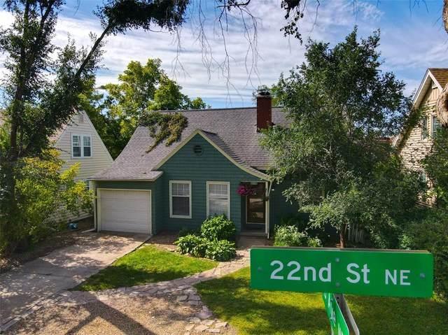 307 22nd Street NE, Cedar Rapids, IA 52402 (MLS #2106686) :: Lepic Elite Home Team