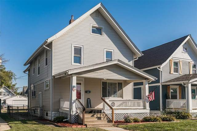 812 G Avenue NW, Cedar Rapids, IA 52405 (MLS #2106700) :: The Graf Home Selling Team