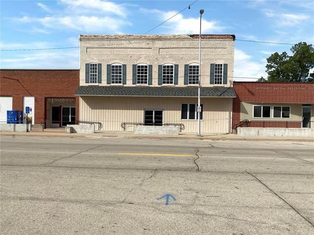 156 W Main Street, Wyoming, IA 52362 (MLS #2106938) :: The Graf Home Selling Team