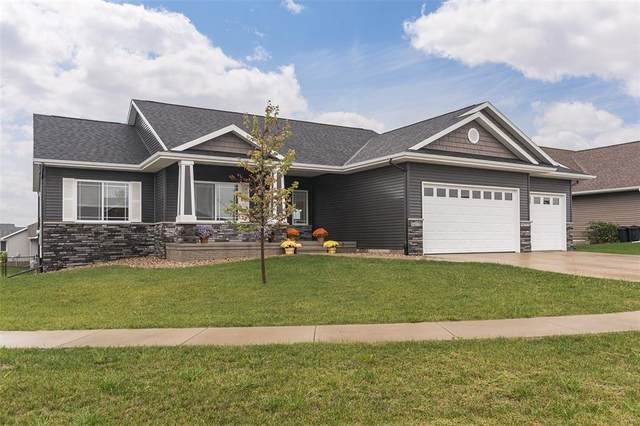 3477 Montgomery Circle, Marion, IA 52303 (MLS #2106971) :: The Graf Home Selling Team