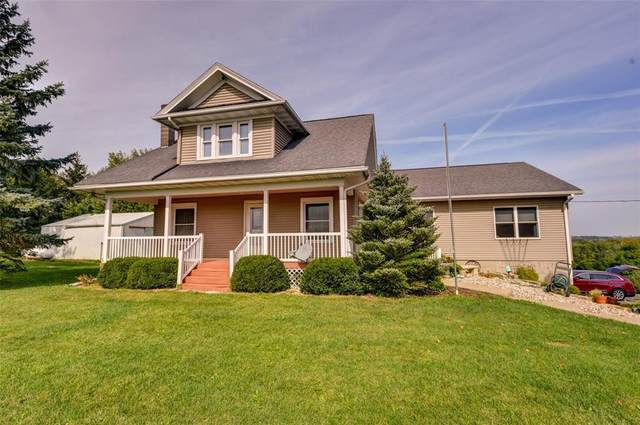 2337 Paris Road, Central City, IA 52214 (MLS #2106998) :: The Graf Home Selling Team