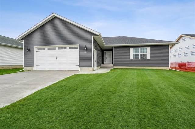 2827 Belle Street SW, Cedar Rapids, IA 52404 (MLS #2107031) :: The Graf Home Selling Team
