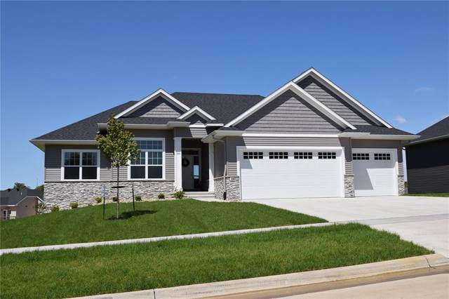 1210 Salm Drive, North Liberty, IA 52317 (MLS #2107033) :: The Graf Home Selling Team