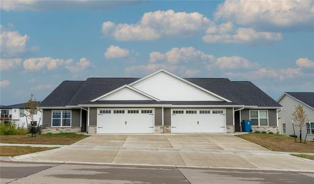 1428 Bridgewood Drive, Fairfax, IA 52228 (MLS #2107052) :: The Graf Home Selling Team
