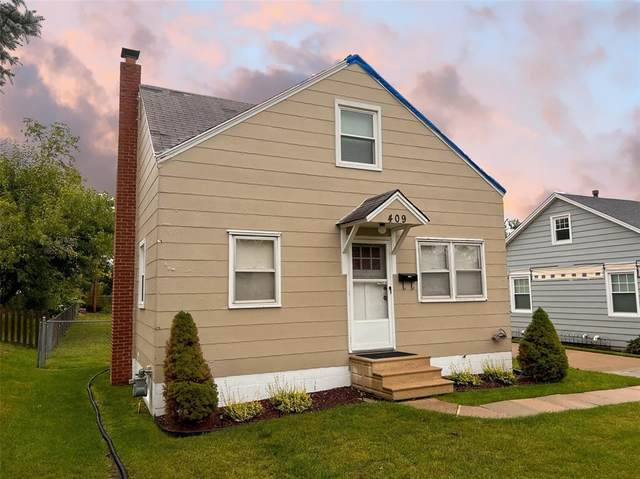 409 19th Street NW, Cedar Rapids, IA 52405 (MLS #2107064) :: The Graf Home Selling Team