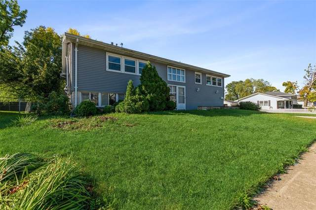 1295 Country Club Drive, Marion, IA 52302 (MLS #2107213) :: The Graf Home Selling Team
