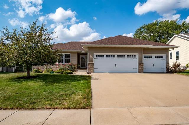 235 Radcliffe Drive, North Liberty, IA 52317 (MLS #2107223) :: The Graf Home Selling Team