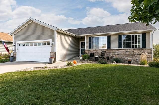 80 Washington Avenue, North Liberty, IA 52317 (MLS #2107234) :: The Graf Home Selling Team