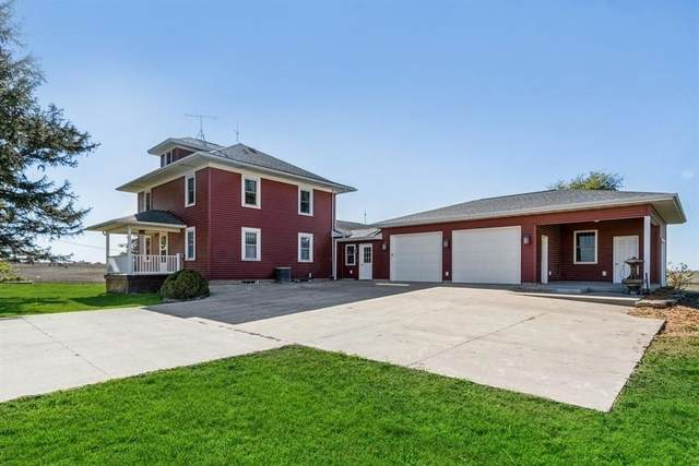 3878 Jordans Grove Road, Central City, IA 52214 (MLS #2107238) :: The Graf Home Selling Team