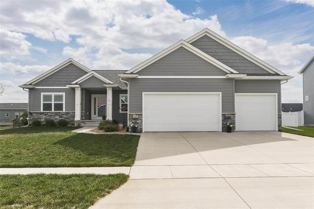 1147 Tramore Road, Marion, IA 52302 (MLS #2107252) :: The Graf Home Selling Team