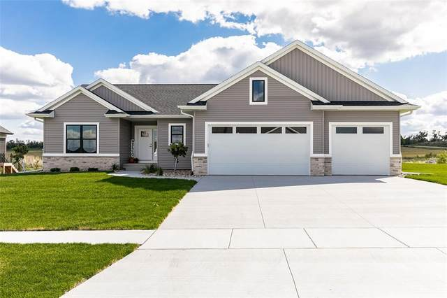 3081 Brimley Pass, Robins, IA 52328 (MLS #2107257) :: The Graf Home Selling Team