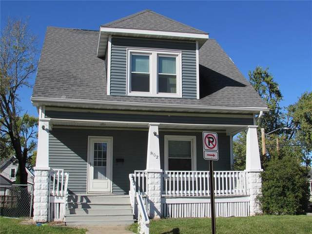 802 N Street SW, Cedar Rapids, IA 52404 (MLS #2107277) :: The Graf Home Selling Team