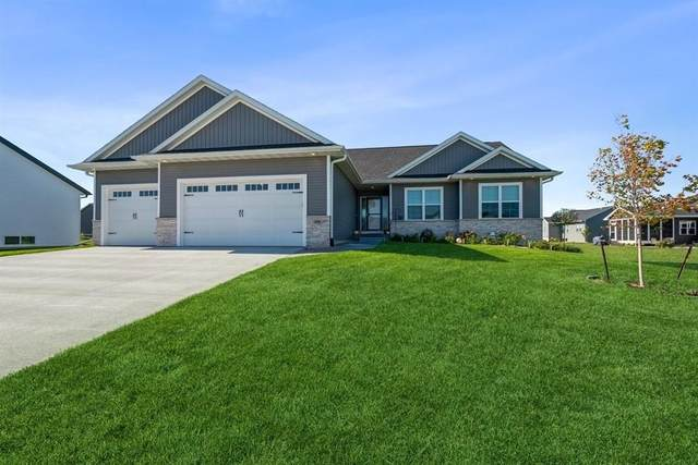 3101 Brimley Pass, Robins, IA 52328 (MLS #2107299) :: The Graf Home Selling Team