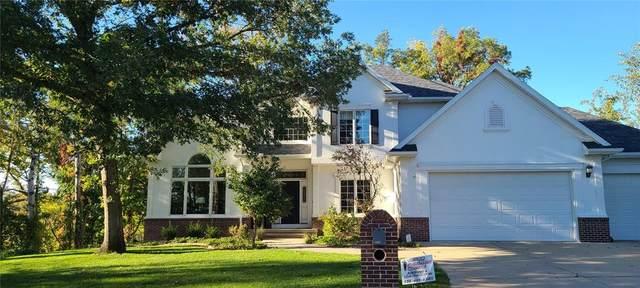 704 Augusta Drive SE, Cedar Rapids, IA 52403 (MLS #2107303) :: The Graf Home Selling Team