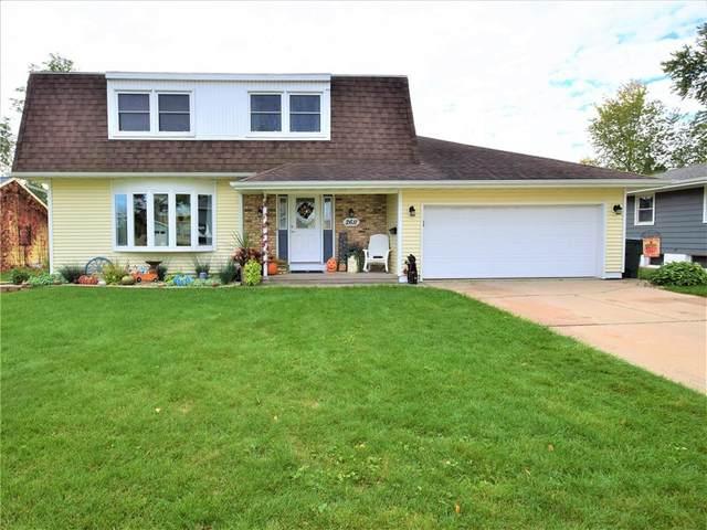 2611 Falbrook Drive NE, Cedar Rapids, IA 52402 (MLS #2107312) :: The Graf Home Selling Team