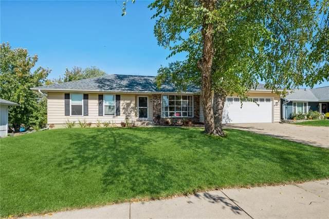6732 Boulder Drive NW, Cedar Rapids, IA 52405 (MLS #2107328) :: The Graf Home Selling Team