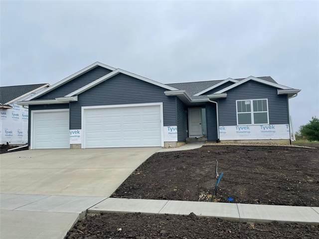 5685 Ridge Line Drive, Marion, IA 52302 (MLS #2107329) :: The Graf Home Selling Team