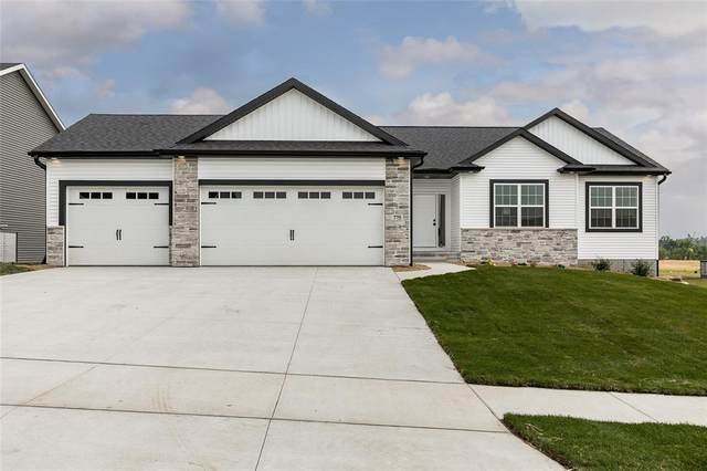 803 Bowstring Drive, Marion, IA 52302 (MLS #2107330) :: The Graf Home Selling Team