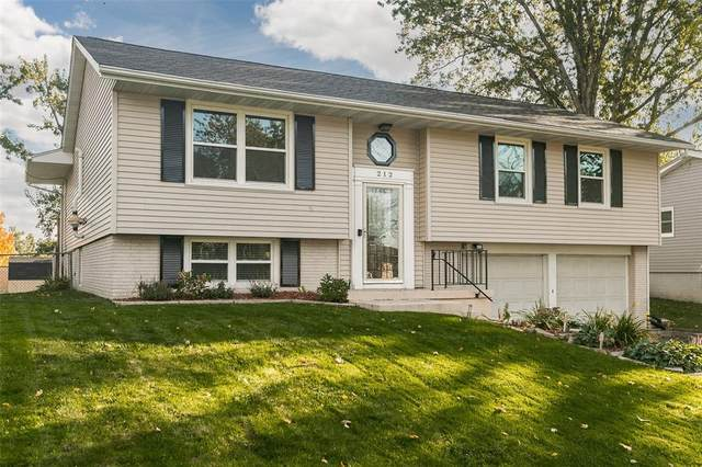 212 Crandall, Cedar Rapids, IA 52402 (MLS #2107338) :: The Graf Home Selling Team