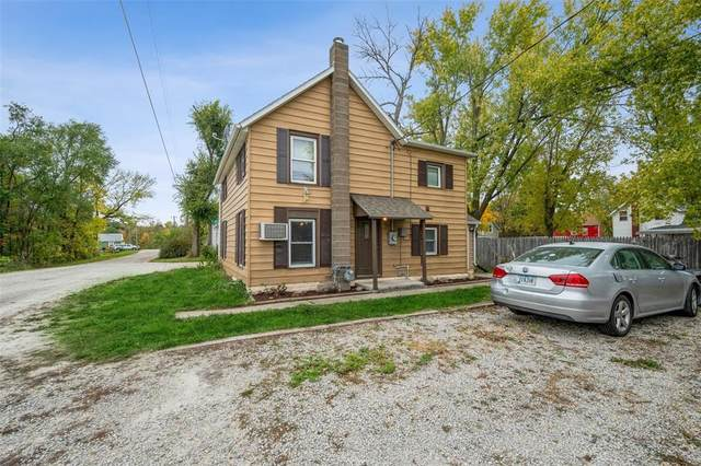411 Johnson Drive, Toddville, IA 52341 (MLS #2107340) :: The Graf Home Selling Team
