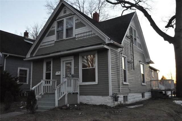 1037 Center Point Road NE 1&2, Cedar Rapids, IA 52402 (MLS #2107348) :: The Graf Home Selling Team