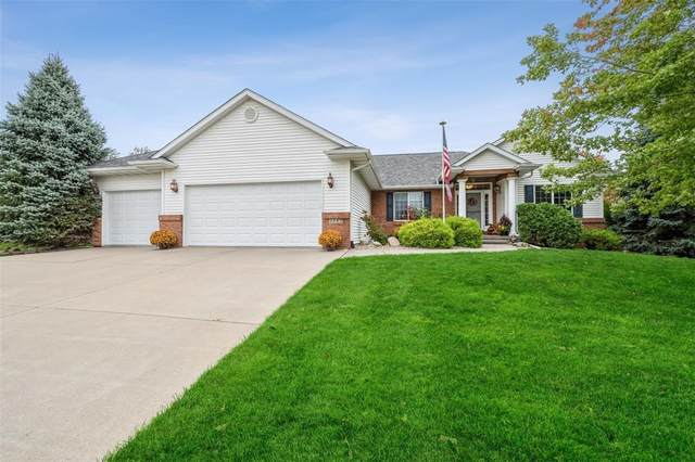 2585 Lansing Drive, Marion, IA 52302 (MLS #2107355) :: The Graf Home Selling Team