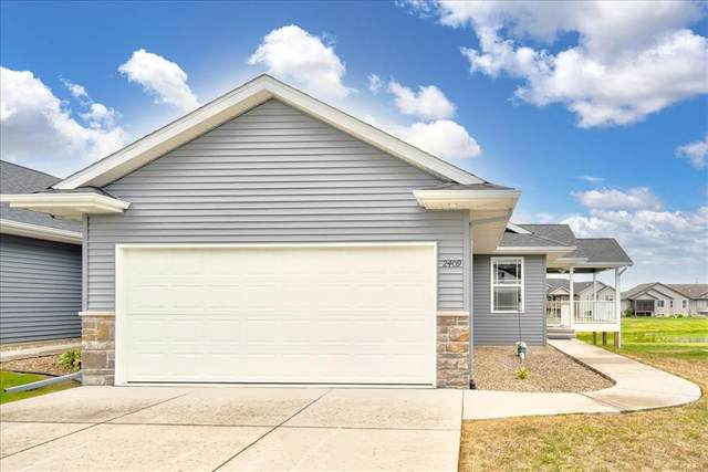 2409 Snapdragon SW, Cedar Rapids, IA 52404 (MLS #2107357) :: The Graf Home Selling Team