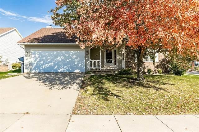 702 73rd Street NE, Cedar Rapids, IA 52402 (MLS #2107358) :: The Graf Home Selling Team