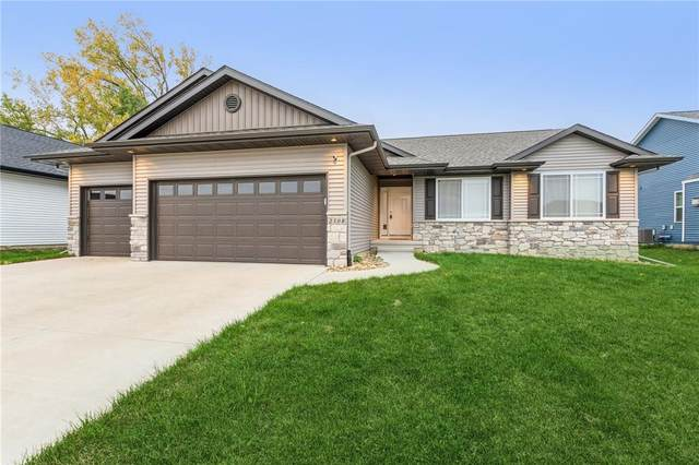2508 Snapdragon Circle SW, Cedar Rapids, IA 52404 (MLS #2107359) :: The Graf Home Selling Team
