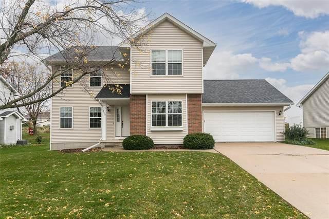 343 Pheasant Avenue, Marion, IA 52302 (MLS #2107360) :: The Graf Home Selling Team